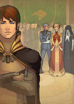 More Amazing Dune Illustrations coming through!Check out the artists page here:http://omg-its-mits.deviantart.com/