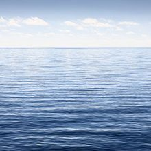 Fototapete - Endless Sea
