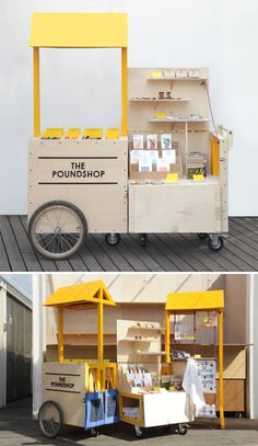 The Poundshop Mobile Stand More