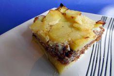 Prepara un Budín de Cochayuyo Mets, Lasagna, Mashed Potatoes, Food And Drink, Favorite Recipes, Healthy Recipes, Ethnic Recipes, Desserts, Gourmet