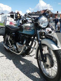 1955 Triumph Tiger