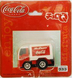 チョロQ コカコーラ トラック