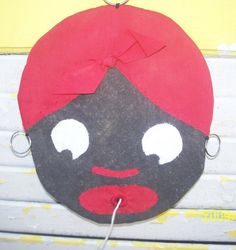 Primitive Mammy String Holder CaaT OFG by Rabbithollowprims, $17.95
