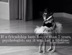 Image result for if a friendship lasts longer than 7 years