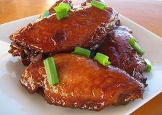 Ali di pollo fritte in salsa d'aceto - La ricetta di Buonissimo