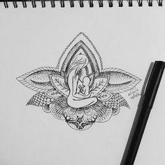 Fresh WTFDotworkTattoo Find Fresh from the Web Mandala for a friend  #mandala #dotwork #stippling #art #tattoo #motherhood #breastfeeding #mother #child #life #freetheboobies piizzzza_ WTFDotWorkTattoo