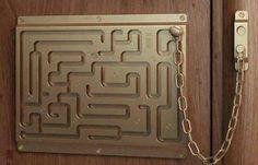 A(Maze)ing lock!