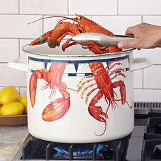 Lobster Pot | Pots and Pans | Stonewall Kitchen