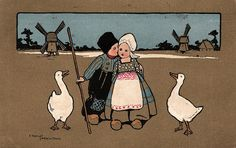 Ethel Parkinson vintage postcard by eclecticimagesonline, via Flickr