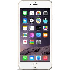 Apple iPhone 6 Plus Certified Pre-Owned (Gsm Unlocked) Smartphone - Gold. Apple iPhone 6 Plus Certified Pre-Owned (Gsm Unlocked) Smartphone - Gold Apple Iphone 6s Plus, Iphone 6 Plus Gold, Iphone 6 Plus Case, Iphone Cases, Phone Apple, Apple Tv, Apple Watch, Buy Apple, Iphone 6 32gb