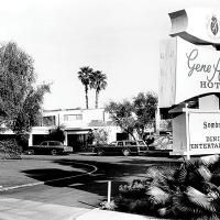 The Gene Autry Hotel, now the Parker Palm Springs.