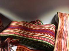 Inkle Weaving, Inkle Loom, Card Weaving, Tablet Weaving, Woven Belt, Textiles, Wool, Blanket, Cool Stuff