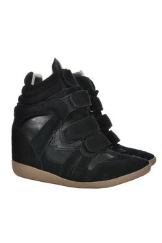 #SteveMadden | High-Top #Sneakers aus schwarzem Wildleder, Gr. 36 | Steve Madden Sneakers | mymint-shop.com | Ihr Online #Shop für #Secondhand / Vintage Designerkleidung & Accessoires bis zu -90% vom Neupreis das ganze Jahr #mymint