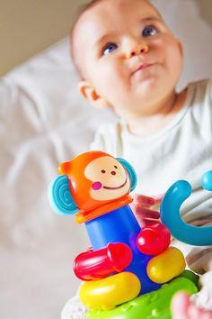 #bébé joli coeur qui s'ouvre au monde