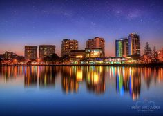 Twin Towns, Jack Evans Boat Harbor by Timothy James Zwemer