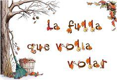 CONTE:LA FULLA QUE VOLIA VOLAR (CATALÀ) - Jessica Bujalance - Álbumes web de Picasa