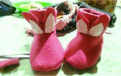 Pantuflas para niñas
