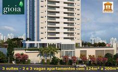 Apartamentos na Aclimação Gioia Cyrela à venda com 124m² a 200m², 3 suítes e 2 a 3 vagas de garagem. Lançamento em São Paulo. Faça um contato na Alenkar Imóveis www.alenkar.com.br/gioia
