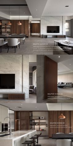New Stairs Design Color Architecture 31 Ideas Luxury Interior, Modern Interior Design, Interior Architecture, Apartment Interior, Apartment Design, Living Room Designs, Living Room Decor, Home Remodeling Diy, Cuisines Design