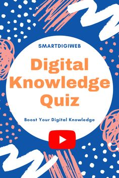 Digital Knowledge Quiz #1 Boost your digital knowledge with this Quiz (10 questions/answers). Share it with your friends! Question And Answer, This Or That Questions, Knowledge Quiz, Digital, Friends, Amigos, Boyfriends