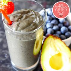 Chocolate & Avocado Smoothie. This smoothie combines two of my favorite nutrient dense superfoods, cacao and avocado. Add in some fresh fruit and a few other ingredients and you've got a delicious and highly nutritious superfood smoothie. I love it so muc