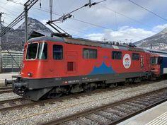 Swiss Railways, Train, Photos, Photo Illustration, Zug, Strollers