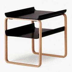 Side table, 1931-2 by Alvar Aalto