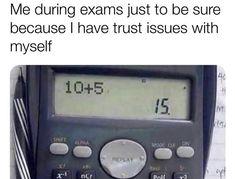Just gotta be sure...