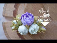 Резинка из фоамирана Back To School DIY Tsvoric - YouTube