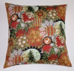 Christmas Throw pillow cover