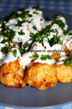 – Sebze yemekleri – The Most Practical and Easy Recipes Armenian Recipes, Turkish Recipes, Winter Vegetables, Yummy Food, Tasty, Best Appetizers, Vegetarian Appetizers, Cauliflower Recipes, Vegetable Recipes