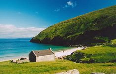 having your house on the beach in Ireland?  I dare you to think of how it could possibly be better.