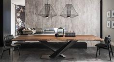 Table - Cattelan Italia - Stratos Wood