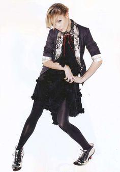 Anna Tsuchiya Anna, Music Bands, Goth, Singer, Actresses, Sexy, Model, Alternative, Fashion