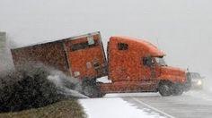 UVIOO.com - 30 Most Shocking Truck Crashes Winter 2014