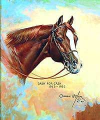 Delgado Ranch Quarter Horses stallion Dash For Cash by Orren Mixer