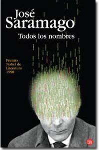 Todos los nombres, José Saramago
