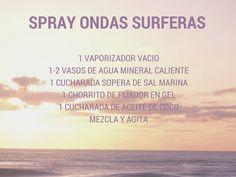 receta spray ondas surferas casero