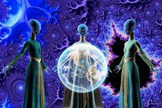 Vashta Narada's Galactic Art