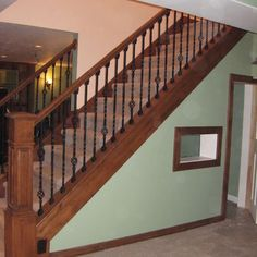 Salt Lake City Wrought Iron Banister Railings Design, Pictures, Remodel, Decor and Ideas