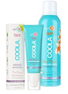 Coola Suncare is the BEST!