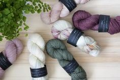 blossomandfernyarnco SPRING COLLECTION is now available!