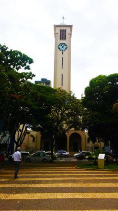 CATEDRAL SANTA TEREZINHA - Uberlândia MG