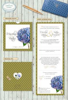 Zaproszenia Ślubne FLOWERS II Oryginalne, ręcznie wykonane zaproszenia z motywem kwiatowym. Zaproszenia drukowane są na wysokiej jakości satynowym papierze w kolorze białym.  /// #sylwianadolska #zaproszeniaslubne #zaproszenianaslub #zaproszenia #slub #wesele #wedding #lawenda #słonecznik #vintage #winietki #papeteria #dodatkislubne #zaproszenia http://www.sylwianadolska.com