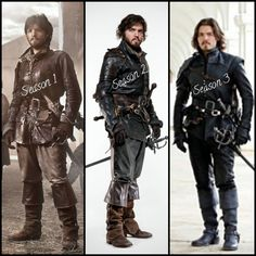 Tom Burke, Athos and Chocolate Mousse | unkindness313: Captain Gorgeous seasons 1-3....