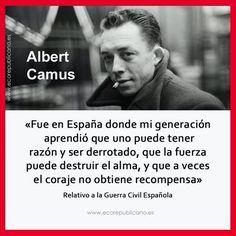 Albert Camus España Spain