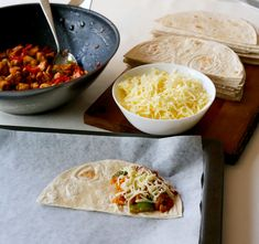 ställ Quorn, My Cookbook, Quesadillas, Tacos, Mexican, Ethnic Recipes, Kitchen, Food, Life