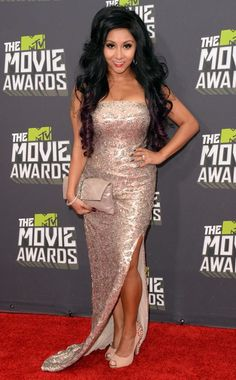 Snooki Nicole Polizzi, 2013 MTV Movie Awards