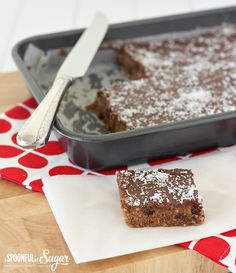 Chocolate Weetbix Slice is a delicious and easy slice that is studded with moist sultanas, and topped with a chocolate icing and a sprinkling of coconut. Chocolate Weetbix Slice, Chocolate Icing, Kid Friendly Meals, Child Friendly, Easy Slice, Coconut Frosting, Sugar Spoon, Slice Recipe, Tasty