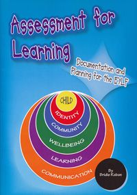 Assessment for Learning: Documentation and Planning for the EYLF - Early Childhood Australia Shop Preschool Learning Activities, Play Based Learning, Teaching Resources, Early Childhood Education Programs, Early Education, Assessment For Learning, Emergent Curriculum, Family Day Care, Emotional Development